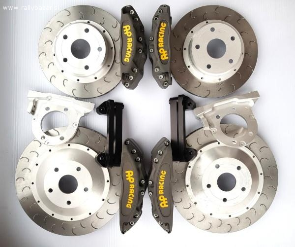 Subaru Impreza STi AP Racing VO Big brake kit 355mm NEW N12